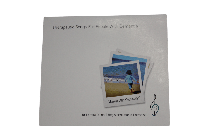 AMONG MY SOUVENIRS: THERAPEUTIC SONGS FOR PEOPLE WITH DEMENTIA (CD)