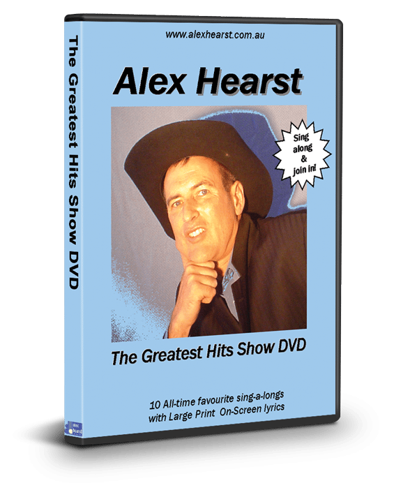 ALEX HEARST: THE GREATEST HITS SHOW (DVD)