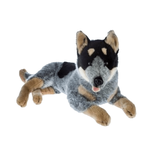 "AUSTRALIAN CATTLE DOG (25"" SITTING)"