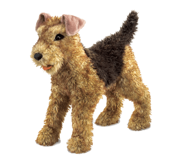 "AIRDALE TERRIER (15"")"