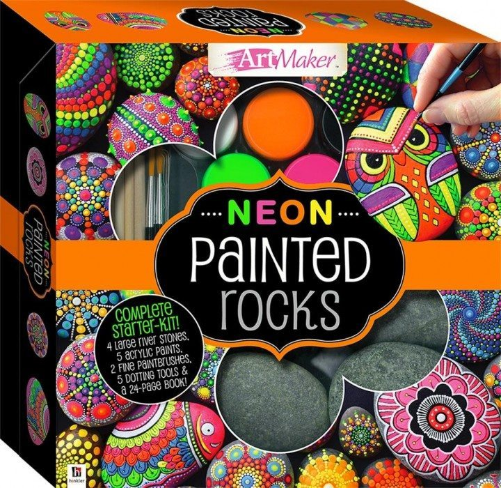 neon-painted-rocks (1)